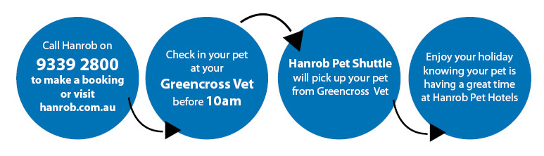 have a great time on your holiday knowing your pet is being cared for